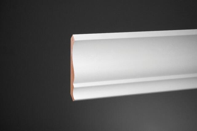 Карниз широкий потолочный Ultrawood CR001 клей в подарок