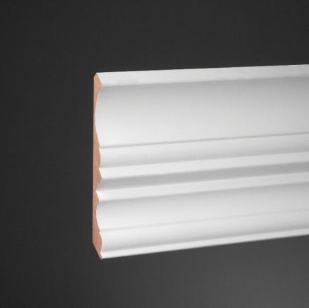 Карниз широкий потолочный Ultrawood CR002 клей в подарок