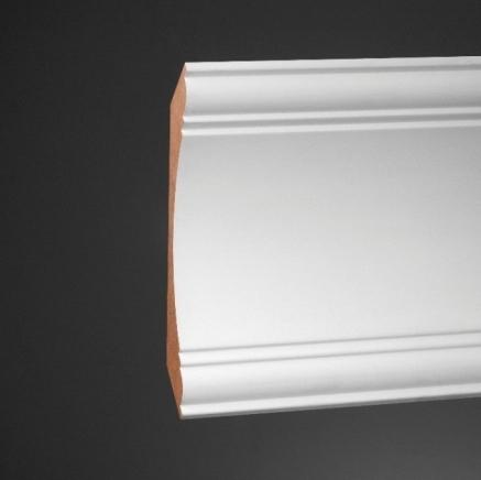 Карниз широкий потолочный Ultrawood CR003 клей в подарок
