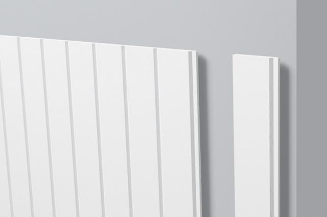 Стеновая панель под покраску NMC WG2 клей в подарок