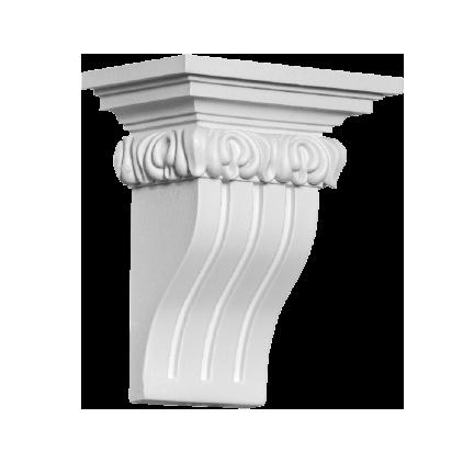Декоративный элемент под покраску Evroplast 1.19.009