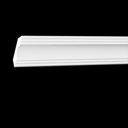 Карниз потолочный под покраску Evroplast 1.50.199