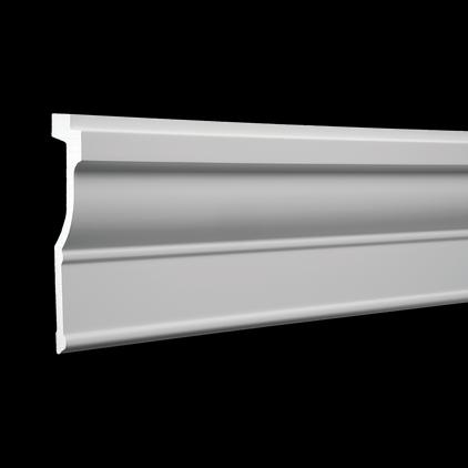 Карниз потолочный под покраску Evroplast 1.50.270