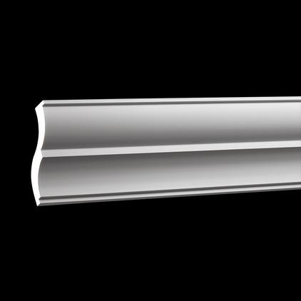 Карниз под покраску Evroplast 1.50.275 клей в подарок