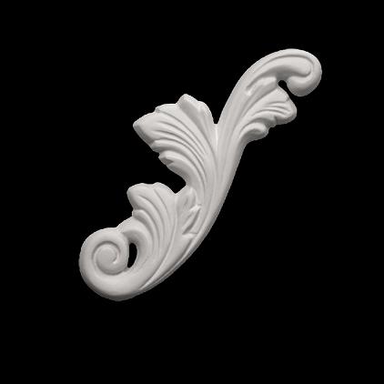 Орнамент под покраску Evroplast 1.60.110
