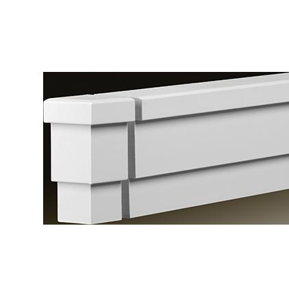 Торцевой элемент из полиуретана Evroplast 4.34.132