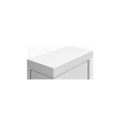 Полукрышка из полиуретана Evroplast 4.73.111