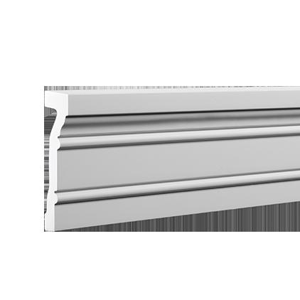 Наличник оконный из полиуретана Evroplast 4.84.003