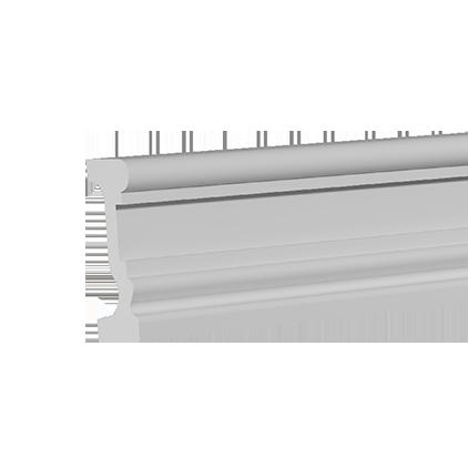 Наличник оконный из полиуретана Evroplast 4.88.004