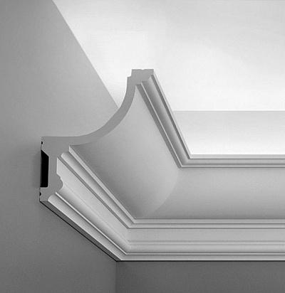 Карниз потолочный с подсветкой Orac decor C901