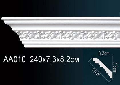 Карниз с орнаментом  Perfect AA010F