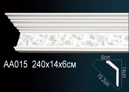 Карниз с орнаментом Perfect AA015