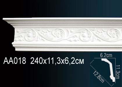 Карниз с орнаментом  Perfect AA018