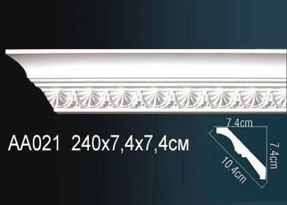 Карниз с орнаментом  Perfect AA021F