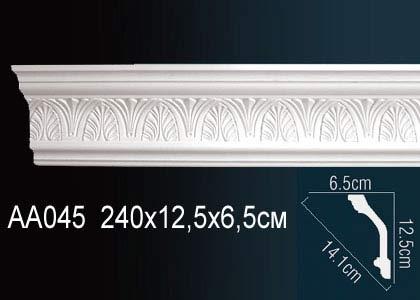 Карниз с орнаментом Perfect AA045