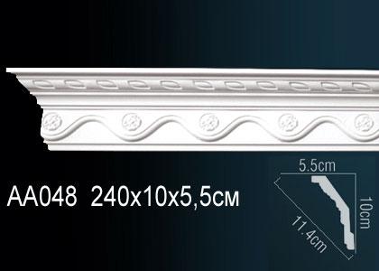 Карниз с орнаментом  Perfect AA048