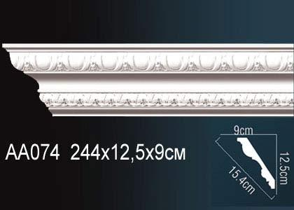 Карниз с орнаментом  Perfect AA074