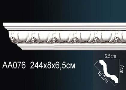 Карниз с орнаментом  Perfect AA076 скидки от объема