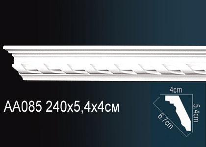 Карниз с орнаментом  Perfect AA085F клей в подарок