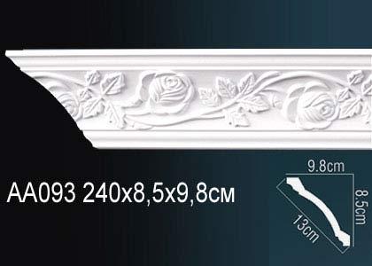 Карниз с орнаментом Perfect AA093F