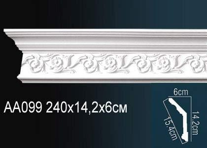 Карниз с орнаментом  Perfect AA099