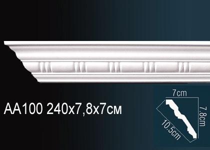 Карниз с орнаментом Perfect AA100F