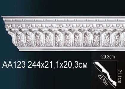 Карниз с орнаментом  Perfect AA123
