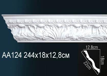 Карниз с орнаментом  Perfect AA124