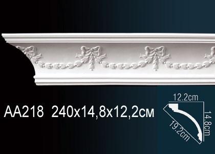 Карниз с орнаментом Perfect AA218