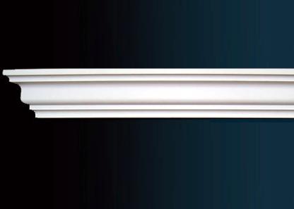 Карниз потолочный под подсветку Perfect AB143 клей в подарок