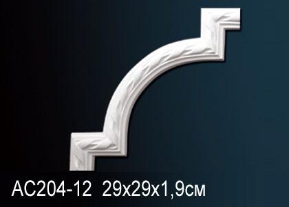 Угловой элемент Perfect AC204-12