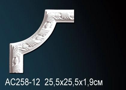 Угловой элемент Perfect AC258-12