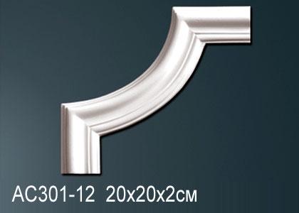 Угловой элемент Perfect AD301-12