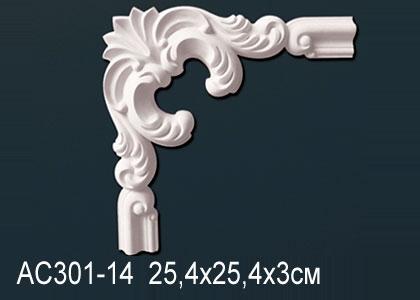 Угловой элемент Perfect AD301-14