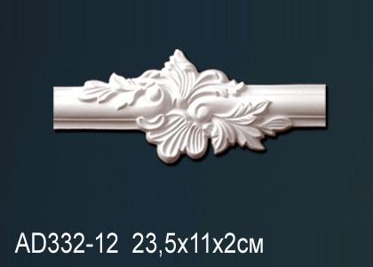 Угловой элемент Perfect AD332-12