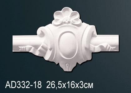 Угловой элемент Perfect AD332-18