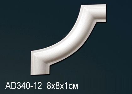 Угловой элемент Perfect AD340-12