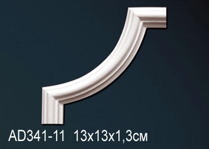 Угловой элемент Perfect AD341-11