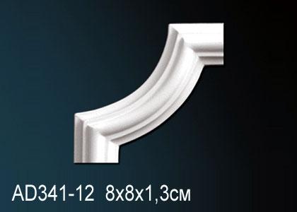 Угловой элемент Perfect AD341-12