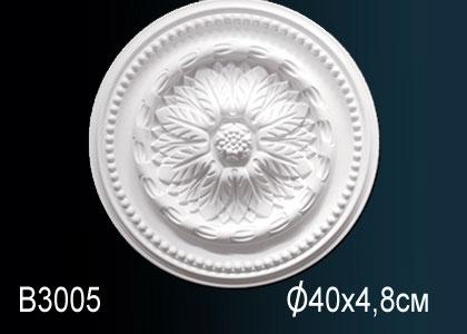 Розетка потолочная Perfect B3005