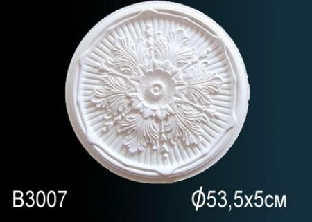 Розетка под покраску Perfect B3007