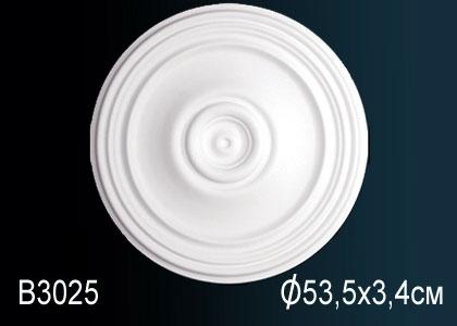 Розетка потолочная Perfect B3025