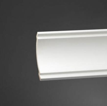 Карниз широкий потолочный Ultrawood CR2340 клей в подарок
