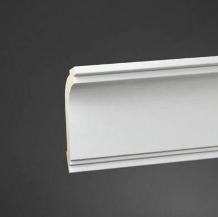 Карниз широкий потолочный Ultrawood CR2435 клей в подарок