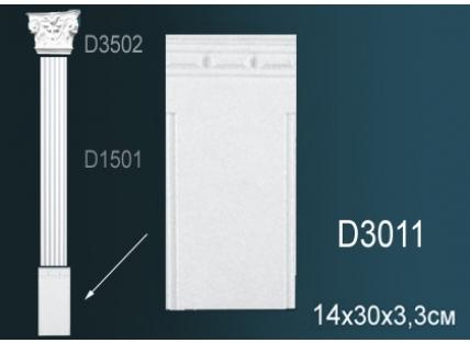 Пилястры Perfect D3011