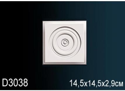 Обрамление дверных проёмов Perfect D3038