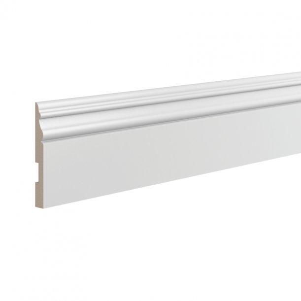 Плинтус ЛДФ высокий напольный Ultrawood 5270