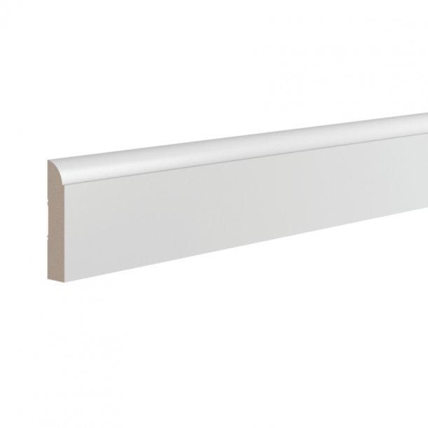 Плинтус широкий под покраску Ultrawood Base011 покраска в подарок