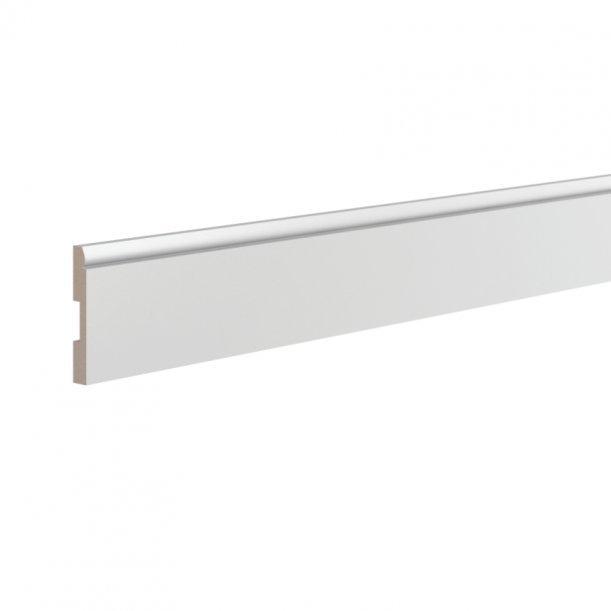 Плинтус ЛДФ напольный Ultrawood 5051