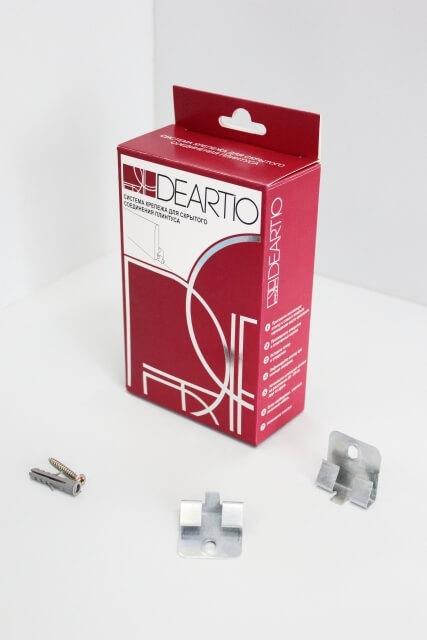 Упаковка крепежа Deartio (50 шт) универсальная Deartio Deartio 50